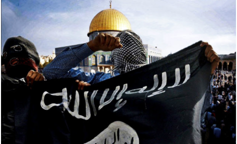 ISIS Temple Mount