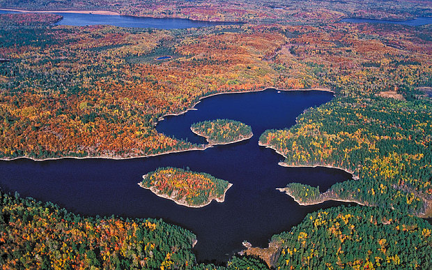 Sudbury - Canada - 81 miles